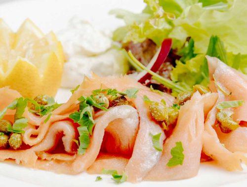 4 recettes de saumon fumé