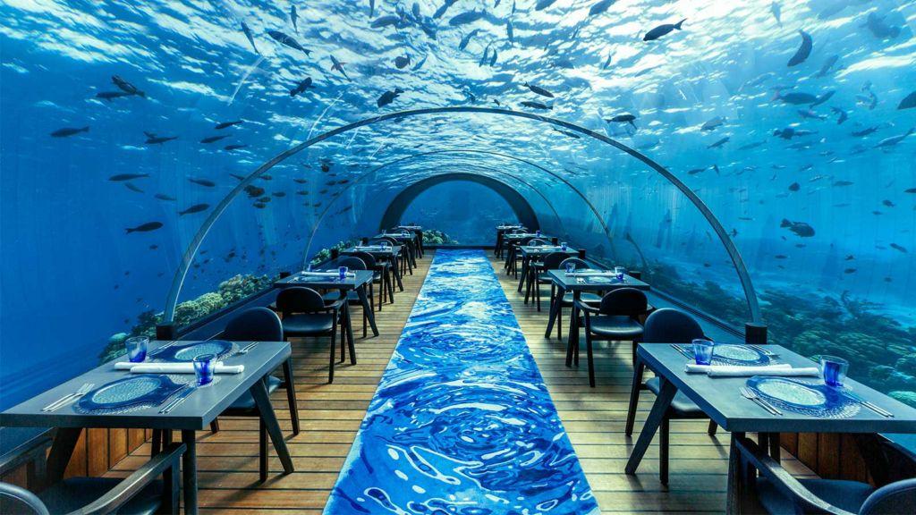 Ithaa Undersea - Maldives