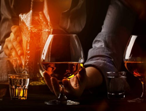 assemblage cognac